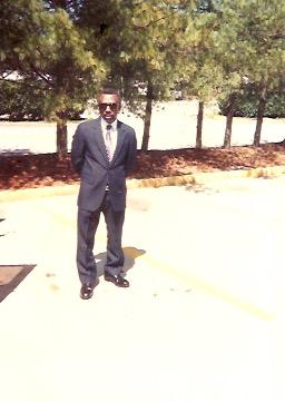 Da in Suit
